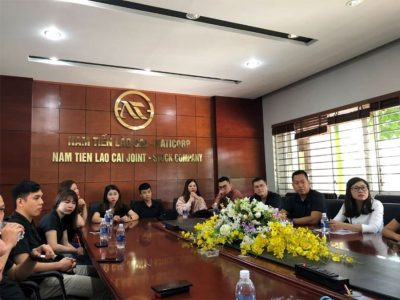 VISIT NAM TIEN LAO CAI CORPORATION